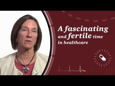 Healthcare video—Disruption in the healthcare industry.