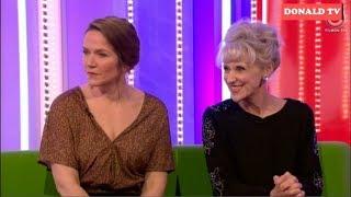 BBC The One Show 18/03/2019 Jessica Hynes and Anita Dobson