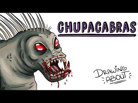 EL CHUPACABRAS | Draw My Life 🎃 Especial Halloween