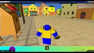 Toontown On ROBLOX!
