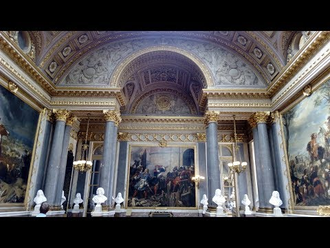 Amazing facts of Versailles Palace P4