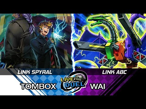 Link SPYRAL vs Link ABC - Expo Match - Live Commentary
