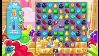 Candy Crush Soda Saga Level 743, Done!