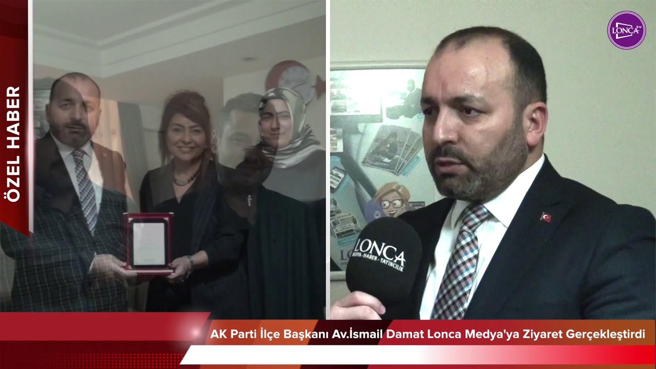 AK Parti Beylikdüzü İlçe Başkanı Av.İsmail Damat