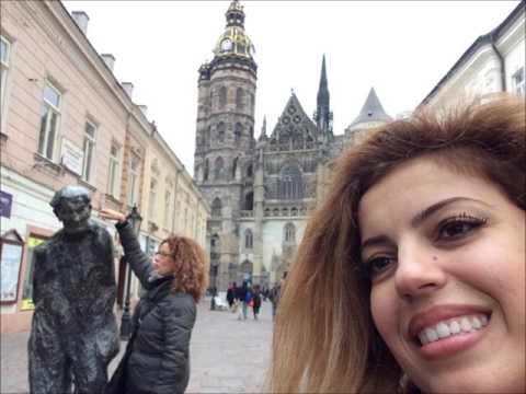 Transnational Project Meeting in Slovakia video