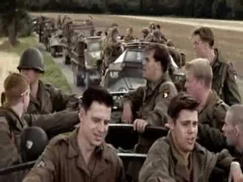 Band Of Brothers Blood On The Risers