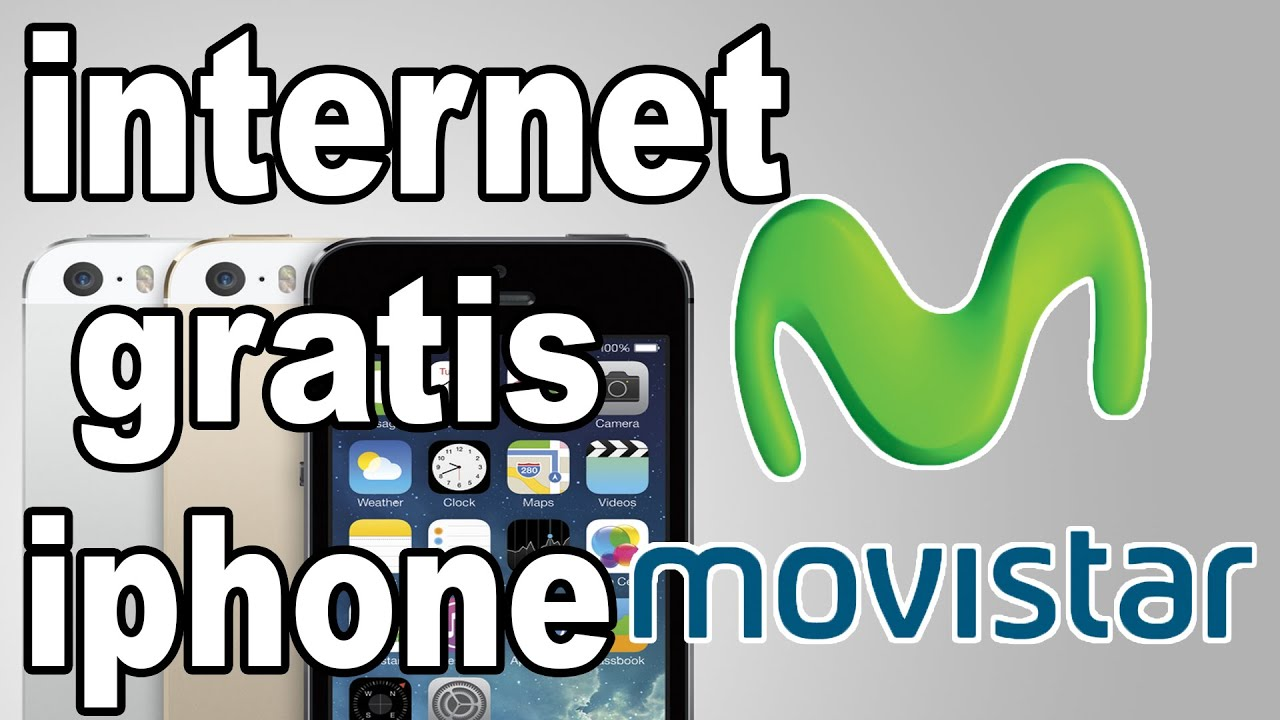 iphone 5 gratis movistar