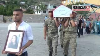 Giresun'da Helikopter kazsında hayatını kaybeden Sema Kara toprağa verildi