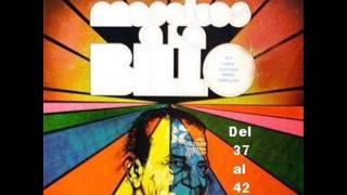 MOSAICOS A LA BILLO - DEL 37 AL 42 - DISCO COMPLETO.-