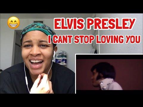 "Elvis Presley ""I CANT STOP LOVING YOU""   REACTION 😎😁"