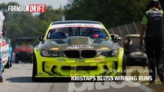 Download Kristaps Bluss Winning Runs at Formula Drift Atlanta 2018   #bitlook Mp3 and Videos