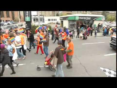 Calgary Pride Parade 2015