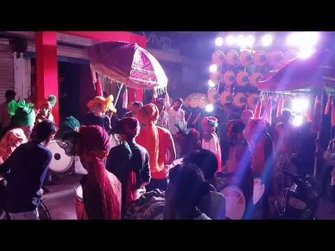 Shri sai kripa dhumal party rajnandgaon ganesh chaturthi