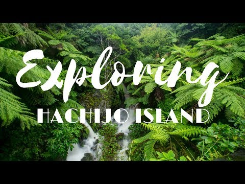 Things to do on Hachijo Island, Tokyo