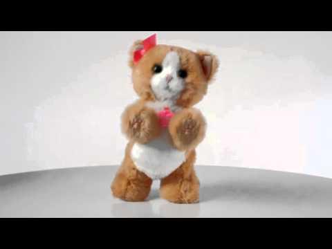 Игрушка Дейзи, игривый котёнок FurReal от Хасбро (Hasbro)