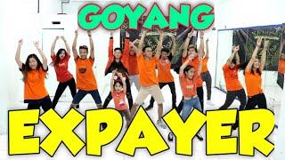 Download Lagu GOYANG EXPAYER - COCO LENSE - CHOREO BY DIEGO TAKUPAZ - TIK TOK - WA, FB, IG Error? Nonton ini aja mp3
