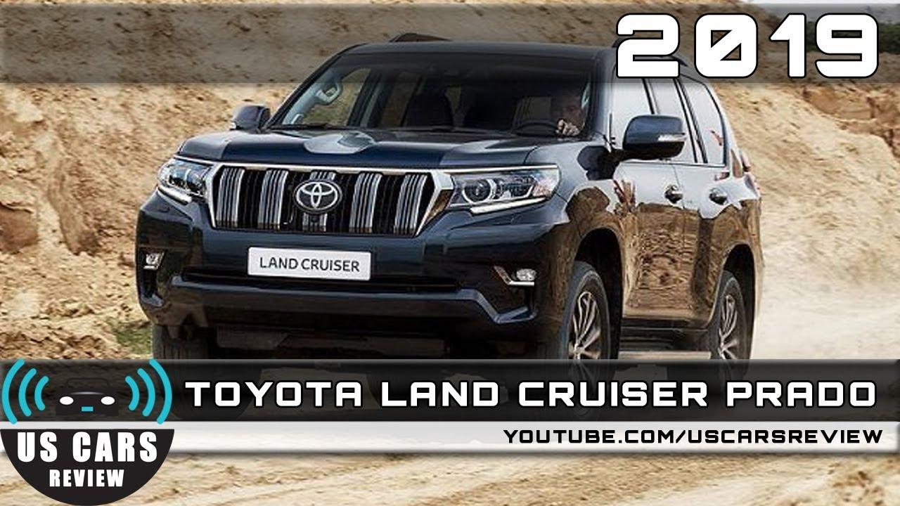 2019 Toyota Land Cruiser Prado Review Youtube
