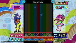 Sprite Digital  (EASY)  /  ポップン