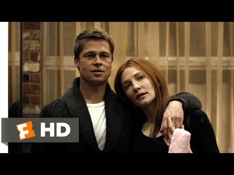 The Curious Case of Benjamin Button (8/9) Movie CLIP - Meeting in the Middle (2008) HD