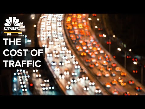 how-much-do-traffic-jams-cost-the-u.s.-economy?