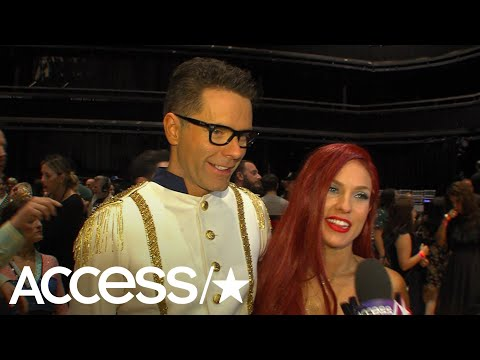 'DWTS': Sharna Burgess Teases Upcoming 'Evil & Innocence' Halloween Number | Access