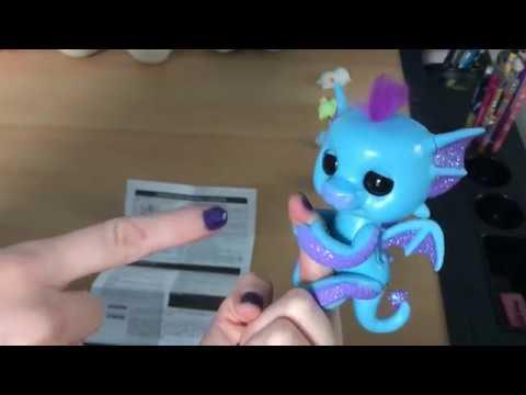 Dragon Fingerling Unboxing!