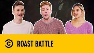 Caspar Lee Becomes The Ultimate Roast Master | Roast Battle