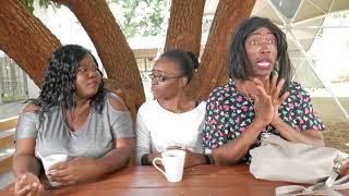 Team Bulawayo and Bustop TV womens month