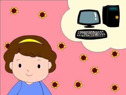 การ์ตูนคอมพิวเตอร์หมายถึง
