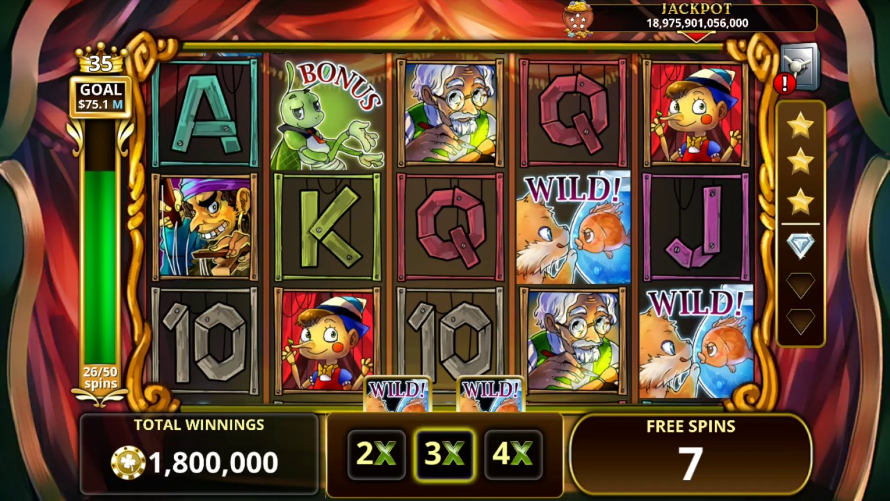 Get rich slots free