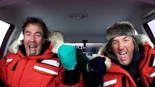 Reaching the Pole | Polar Special Pt 6 | Top Gear