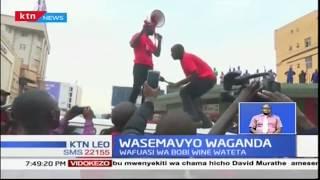Wamemavyo Waganda:Wafuasi wa Bobi Wine wateta