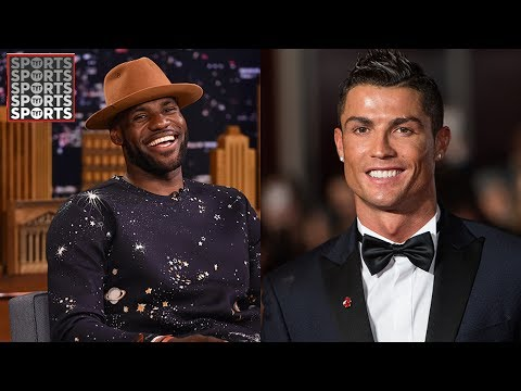 Cristiano Ronaldo and Lebron James Top Instagram Rich List