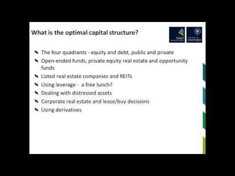 Developing global best practice in real estate webinar