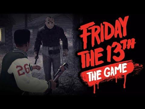 FRIDAY THE 13th - LA LLAVE INGLESA ES MI FAVORITA! - VIERNES 13 GAMEPLAY ESPAÑOL