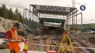 Gulli bru / Gulli bridge - Skanska Norge - Incremental launching
