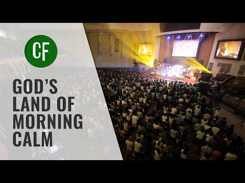 God's Land of Morning Calm: Exploring the Church in South Korea