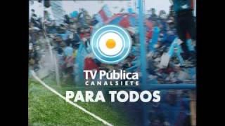 Fútbol para todos: Promo, TV Pública