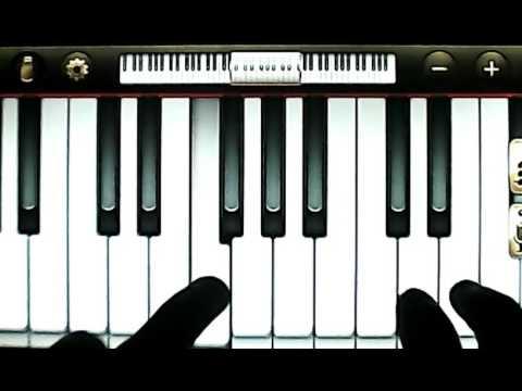 К Элизе, вступление, Людвиг Ван Бетховен. Виртуальное пианино для андроид-планшета(телефона)