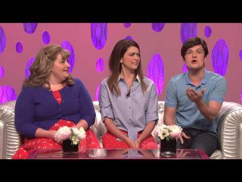 Girlfriends Talk Show SNL