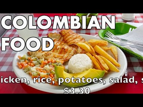 Thoughts on Colombian Food [#57]