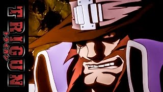 Trigun: Badlands Rumble Motion Picture - Available 9/27/11 on BD, DVD & Digital Download - Clip 2