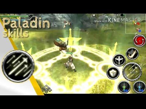RPG Avabel Online - Paladin Skill