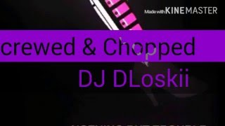 Lil Wanye Ft Charlie Puth Nothing But Trouble Screwed & Chopped (DJ DLoskii)