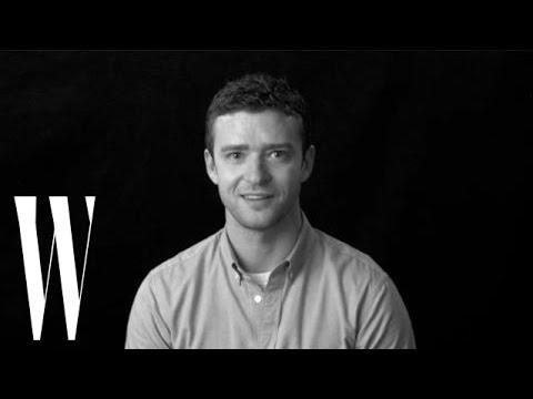 Lynn Hirschberg's Screen Tests: Justin Timberlake - Part 2