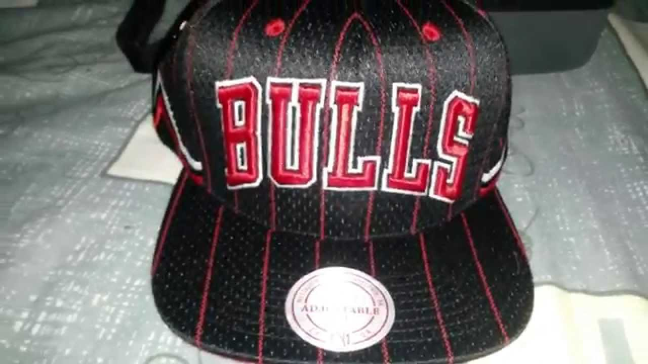 Gorra Chicago Bulls Mitchell and Ness Bulls Champ Collection Snapback Cap a9ac19aac85