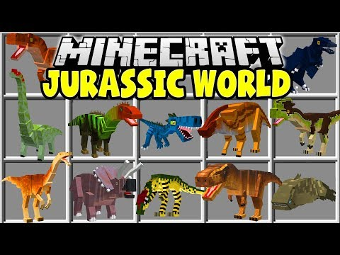 1 9 4] JurassiCraft Mod Download | Planeta Minecraft