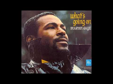 Marvin Gaye - Mercy Mercy Me The Ecology (1971) (Soul Purrfection Version)