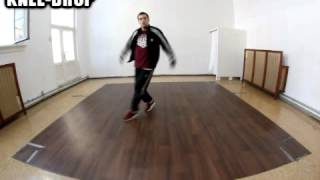 Sambo's kids bboy classes: Episode 1: Beginners  TEST