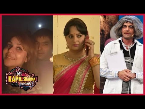 Upasana Singh Returns On Kapil's Show   Upasana Reveals Integrate Details About Sunil & Ginni